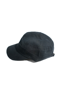 resonance) 4pannel washing cap BLACK