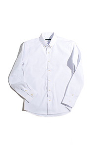resonance) Oxford shirts WHITE