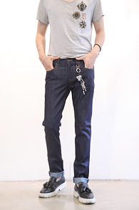 Slim Straight Fit Raw Denim<br>���� ��Ʈ����Ʈ ���� ��������<br>����� �ټǰ��� Ȱ�뵵 ���� ��ǰ