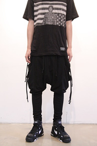 Black Side Pocket Baggy Pants<br>�?�÷��� ��ư����<br>����� ��밨�� �������<br>���������� ����!