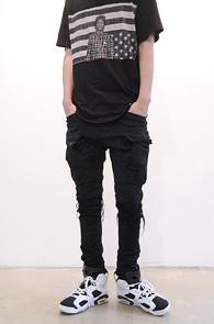 Black Vintage Cargo Pants<br>�?�÷��� ��ư���, ��Ƽ�� ����<br>��� ��ġ�� ������ ��Ű�� ī��