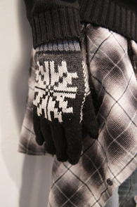 2 Type Snow Pattern Gloves<br>��������, �����Ѵ�Ʈ����<br>�ܿ�ö �'��������� ��Ʈ �۷���