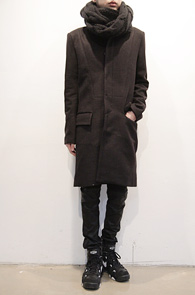 Single Black Wool Coat<br>��ī�� �̱� ��Ʈ<br>����� �Ƿ翧�� ������Ʈ