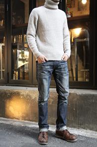 Basic Wool Turtleneck Knit Ivory<br>���̺��� �÷�, �� ����<br>�������� �� ������ ���� ��Ʋ��