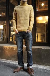 Basic Wool Turtleneck Knit Mustard<br>�ӽ��͵� �÷�, �� ����<br>�������� �� ������ ���� ��Ʋ��