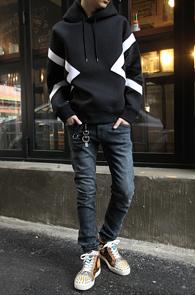 Black Neoprene Hood T-Shirts<br>�?�÷�, ������ ����<br>����� ������ ������ �ĵ�