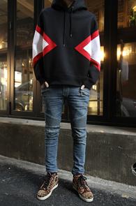 Red Neoprene Hood T-Shirts<br>�? ���� ���, ������ ����<br>����� ������ ������ �ĵ�