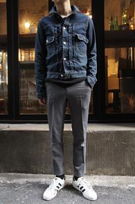 1st Type Denim Pocket Jacket<br>��û���� ���Լ���, ���� ������<br>�������� ������ ���� ����