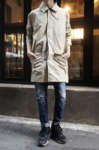 Beige Color Simple Raincoat<BR>�������÷�, ������ ������<BR>����� ����ϱ� ���� ������Ʈ