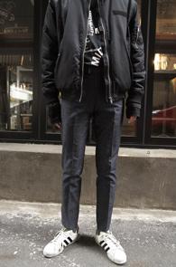 Denim Slim Slacks Pants<br>���Լ���, ��������<br>���Լ���� ���۵� ������