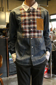 Check Point Denim Shirts<br>����÷��� ���� ���<br>��ġ��ũ �������� �����̴� ���Լ���