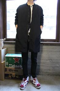 Black Color Single Coat<Br>�?�÷��� �ú��� ����Ʈ�Դϴ�<br>���� �β����� ������ �Ƿ翧