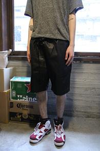 Black Hard Coating Half Pants<br>�?�÷��� �ϵ����õ� ���<br>���ð��� �ŷ����� ��������