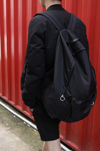 Big Size Simple Backpak <br>��������� ���� ����<br>�⺻���� �?�÷��� ���� Ȱ�뵵