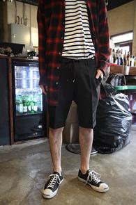 Black String Half Pants<br>������ �������� �? �÷�<br>��Ʈ�� �������� �����̴� ��������