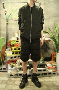 Black Basic MA-1 Jacket<br>����� �����ϰ� �Ͱ�<br>�?�÷��� �⺻ �װ�����