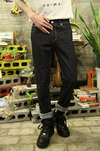 Slim Pit Raw Denim <br>���� �� ���� ����<br>Ÿ��Ʈ�� ���� �Ƿ翧 ���� ��밨