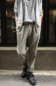 Banding Linen Khaki Pants<br>��������, ���� ���ټ���<br>����ö���� Ȱ�밡���� ��� ������