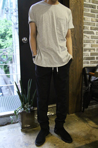 Pocket Grey T-Shirts<br>���� �÷�, ���� ������<br>������ ���� �⺻ Ƽ����
