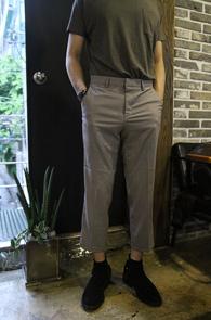 Grey Basic Slim Wide Slacks<br>���� �÷��� ���� ���̵� ������<br>�⺻���� �÷��� 9�� ������ ���� ��밨