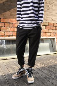 Black Span Banding Pants<br>�? �÷�, ���༺ ���� ���<br>�㸮 ���������� ������ ����