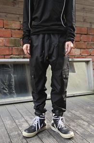 Black Cargo Long Baggy Pants<br>�?�÷��� �����<br>������� �� ī������