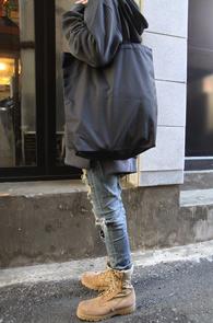 Nylon Black Eco Bag<br>�?�÷��� ���Ϸм���<br>������ Ȱ���ϱ� ���� ���ڹ�