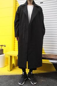 Black Over Fit Love Coat<br>�?�÷��� ������ �Ͱ�<br>�κ� ��ġ �������� �����̴� ����Ʈ