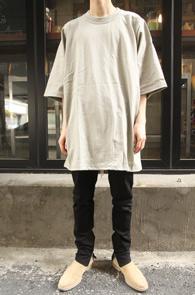 Khaki Jumbo T-shirts<br>īŰ ���� Ƽ����<br>������ �Ƿ翧,Ʈ������ ��밨