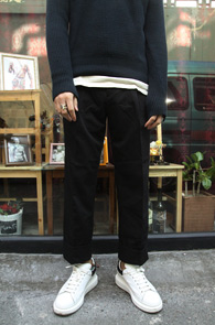Black Wide Slacks Pants<br>�? ���̵� ī��� ������<br>���� ��밨,���̵��� �Ƿ翧