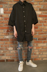 Black Box Fit Shirts<Br>�ڽ��� �Ͱ�, �?�÷�<br>��������� �? �ڽ� ����