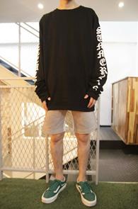 3 Color Long Arm Printing T-Shirts<br>�?,ȭ��Ʈ,���� �÷��� ��<br>�Ҹ����� �������� �����̴� Ƽ����