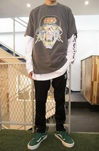 Gray Vintage Slayer T-Shirts<br>��Ƽ���� ������ ���� ���<br>�����̾� �������� �λ����� Ƽ����