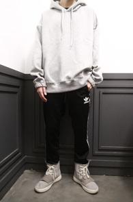 Grey Banding Hood Zip-up<br>그레이컬러의 기모안감<br>베이직한 디자인의 후드티셔츠