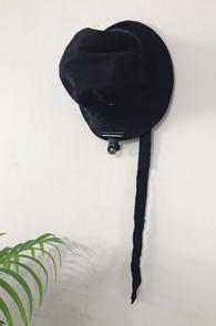 Peace- Bucket hat Long Strap<br>평화빼기하나 버킷햇 롱스트랩<br>프리사이즈
